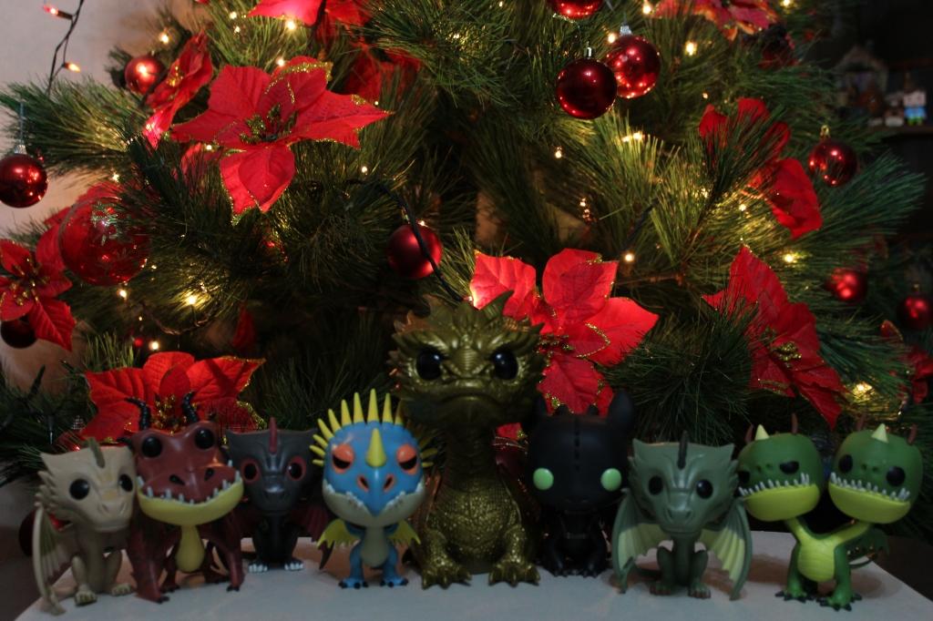 Dragons! :D