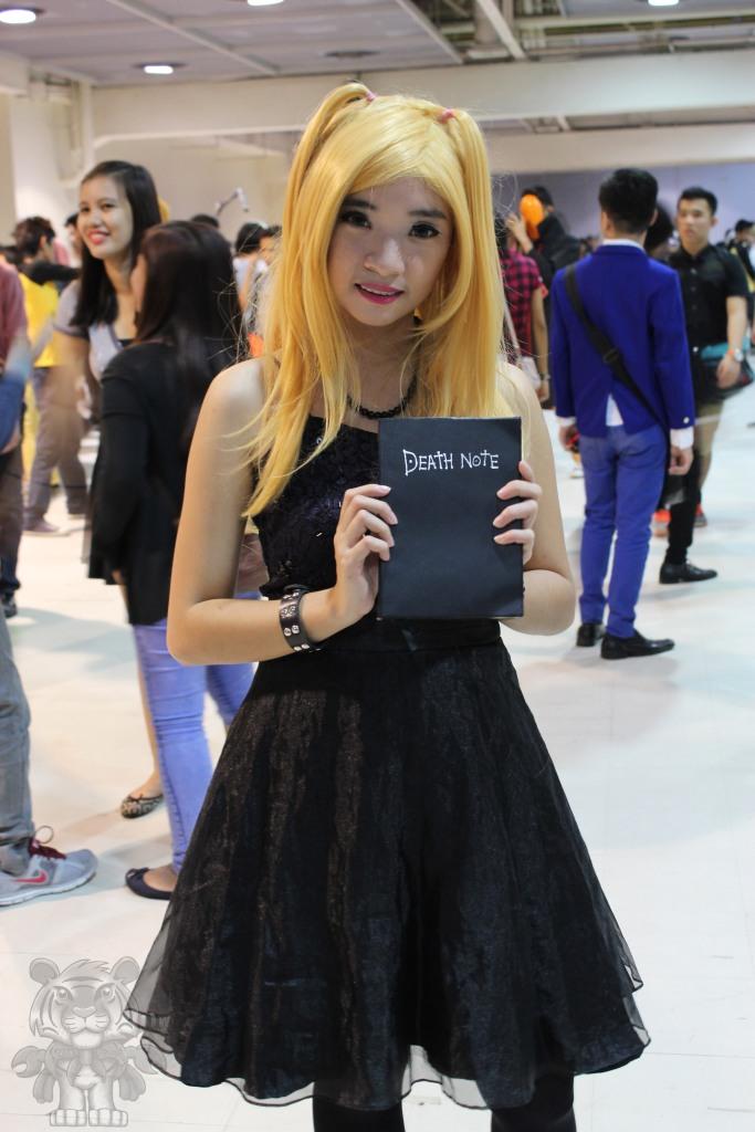 Misa of Death Note