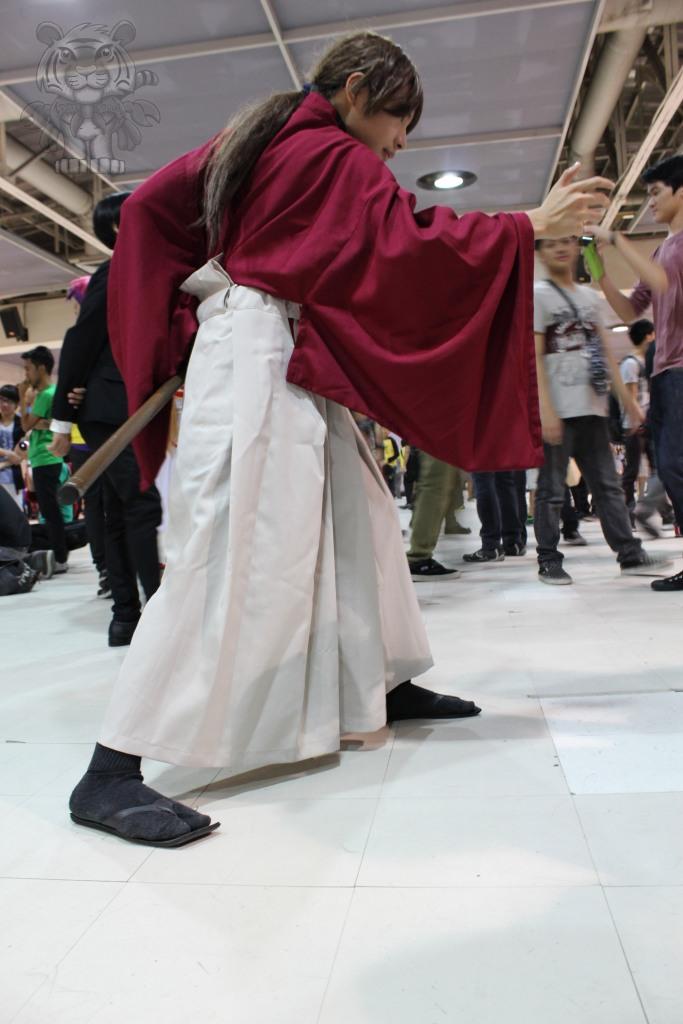 Kenshin Himura of Samurai X