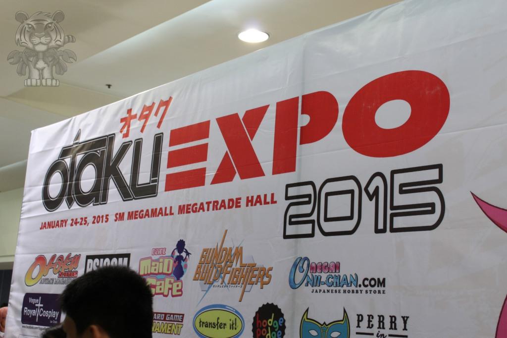 The Otaku Expo Banner