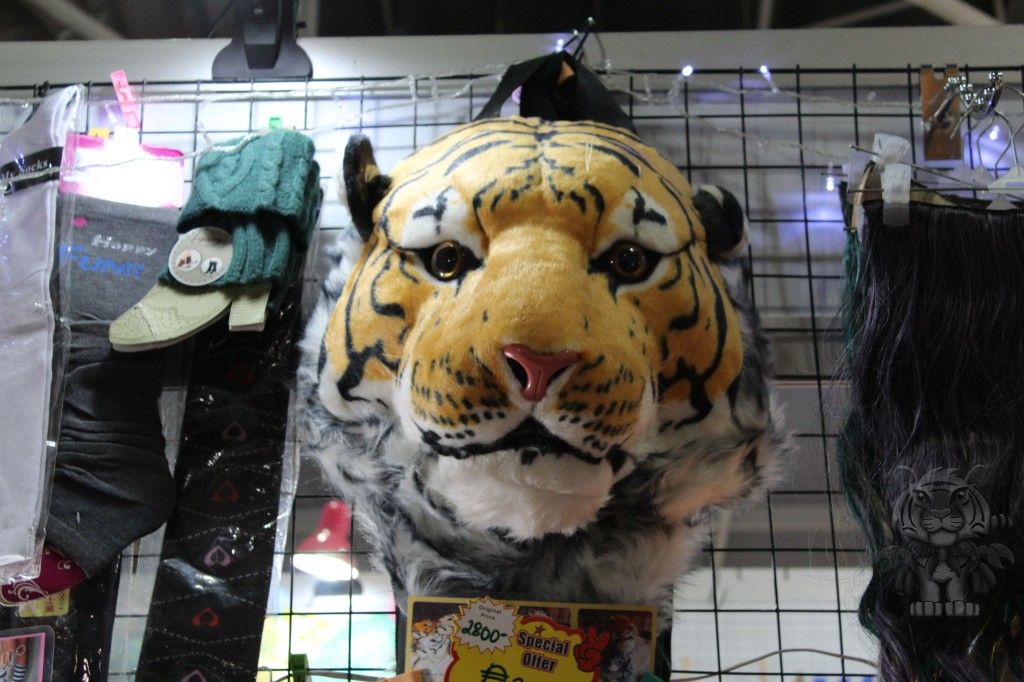 A tiger backpack :)
