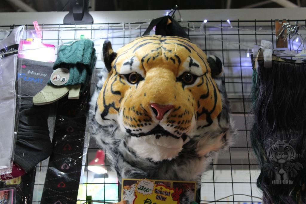 A tiger backpack :)