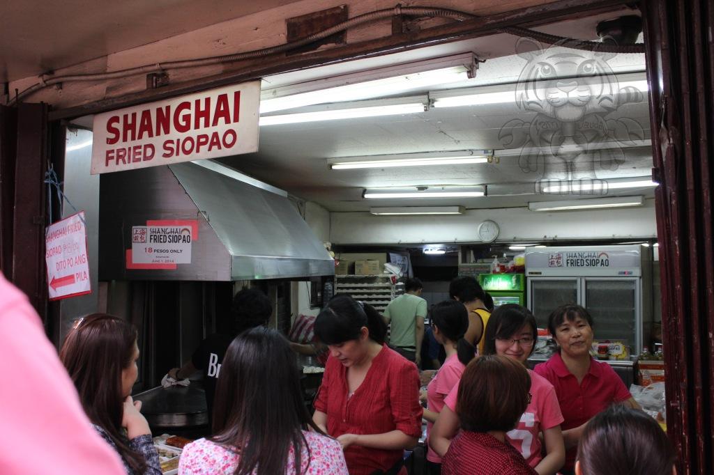 Fried siopao anyone? :)