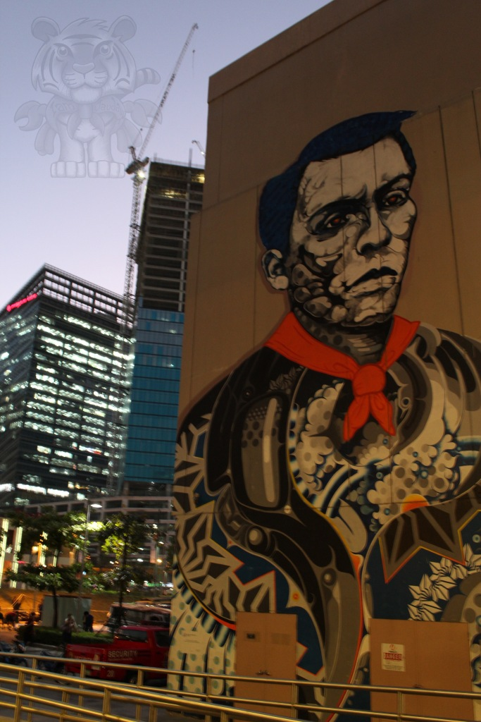 To whom the place is named after, Andres Bonifacio.