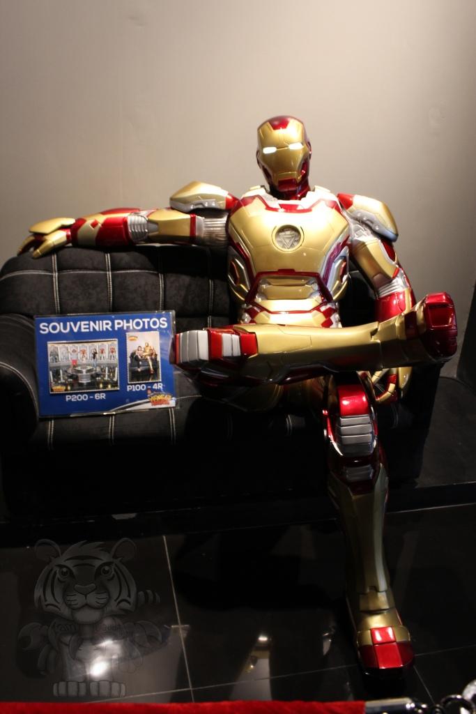 Ironman Mark 42