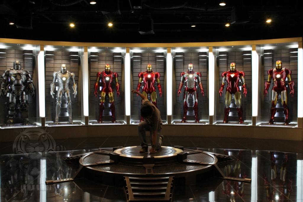 Like Tony Stark.