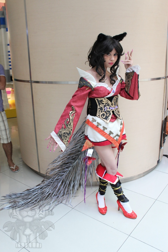 Ahri of League of Legends