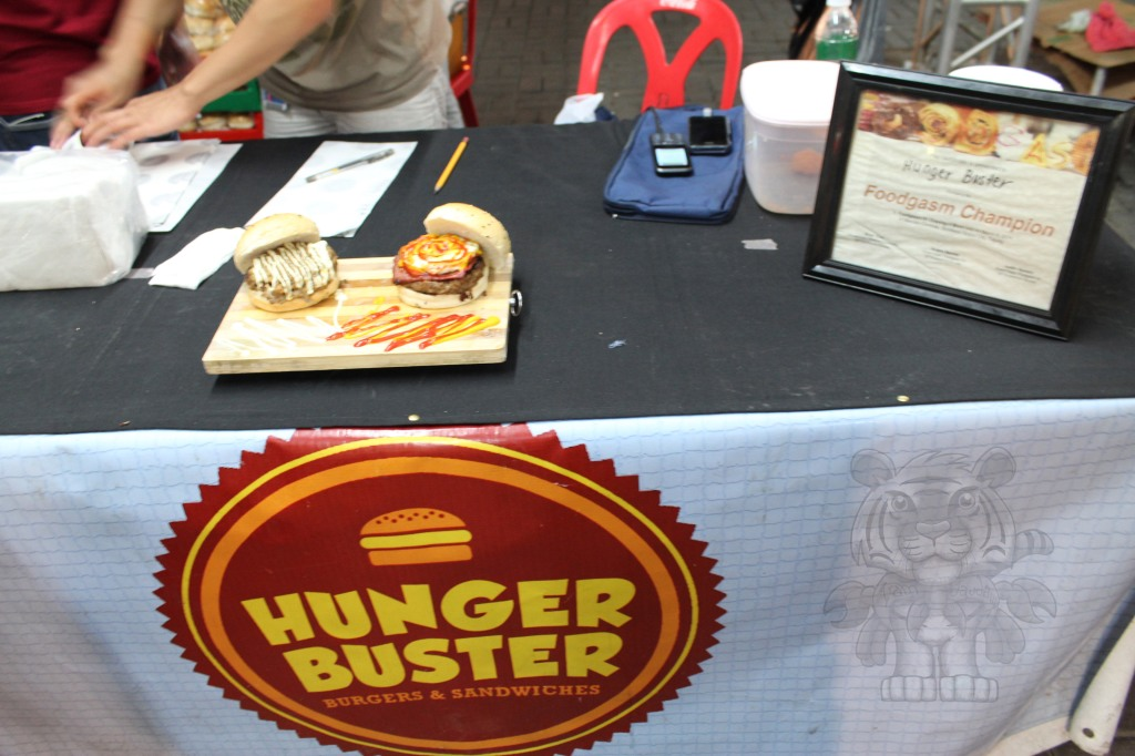 Hunger buster