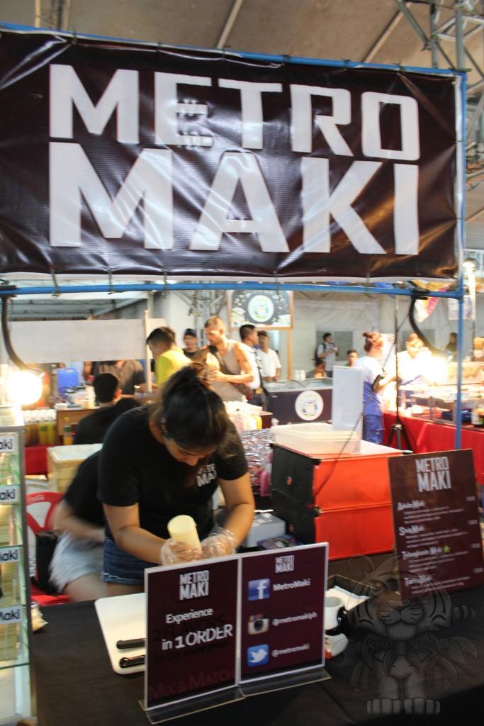 Metro Maki. For Sushi-lovers