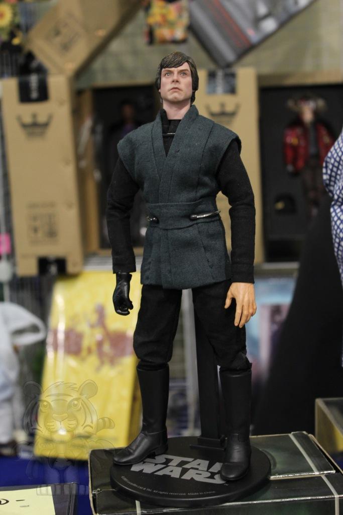 Luke Skywalker doll