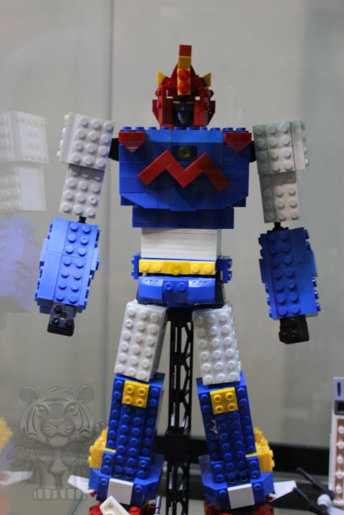 Lego Voltes V