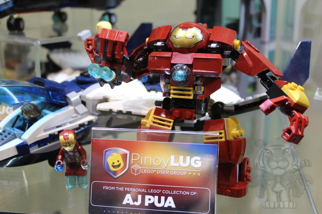 Lego Hulkbuster.