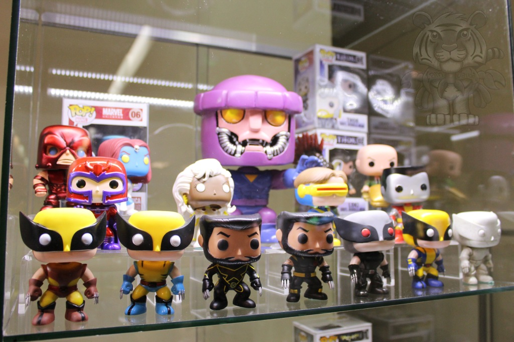 Collections of Funko Funatics Philippines