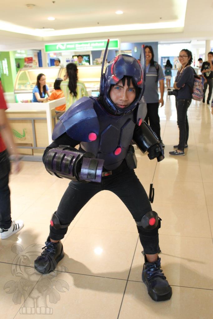 Hiro Hamada of Big Hero 6