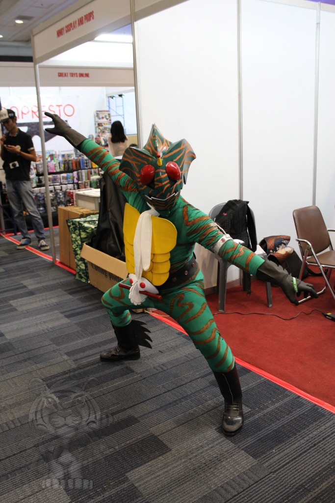 Kamen Rider Amazon.