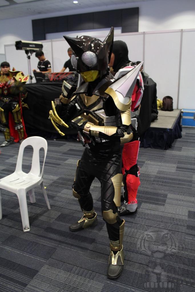 Kamen Rider Punchhopper.