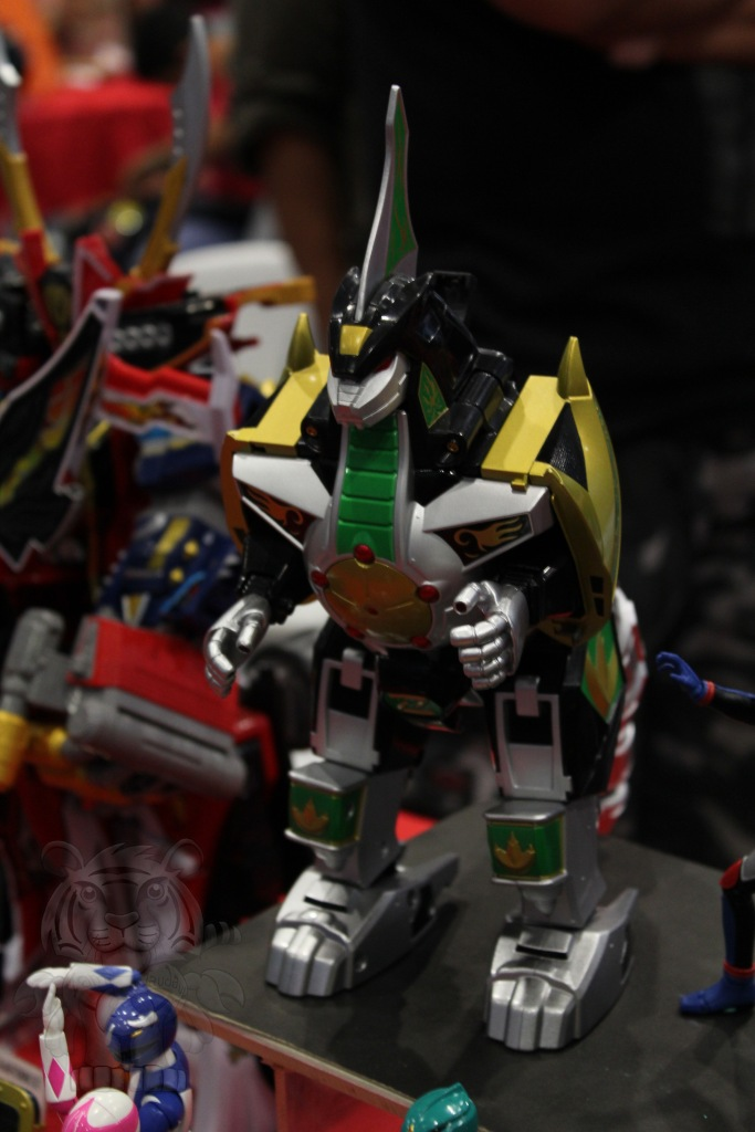 My favorite zord. The Dragonzord of Mighty Morphin Power Rangers.
