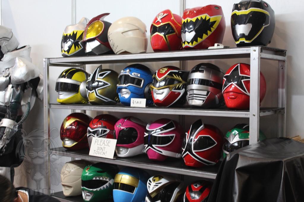 Ranger helmets.