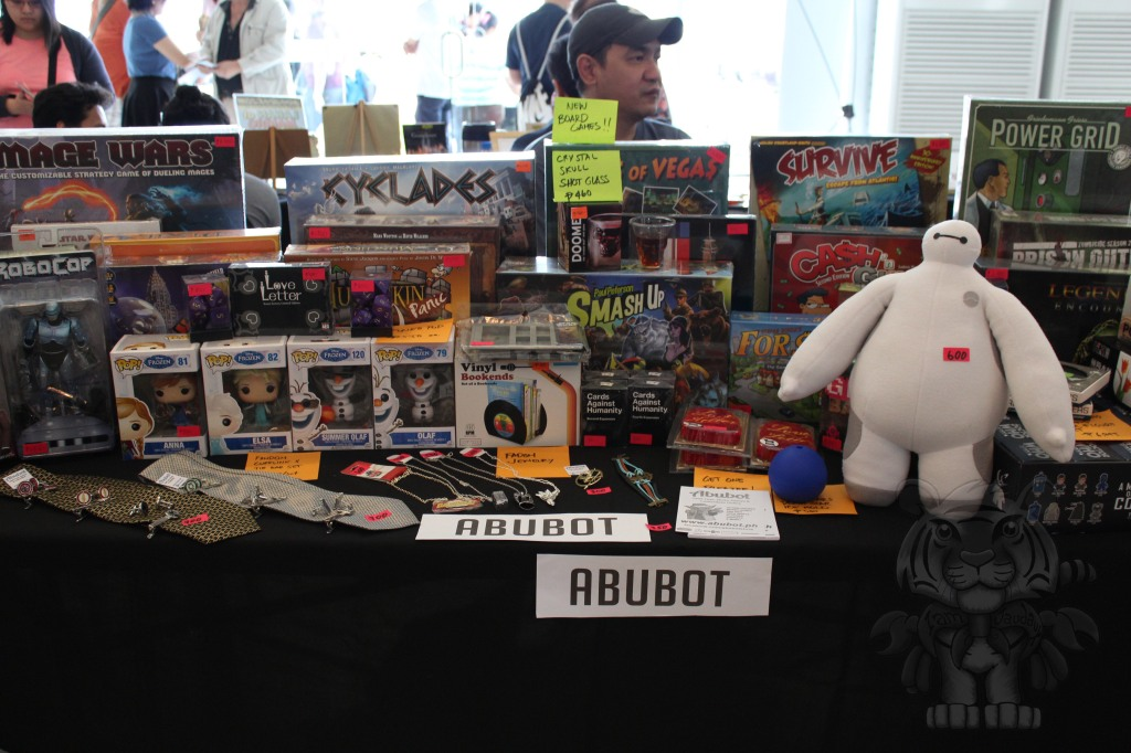 Abubot Collectibles Store.