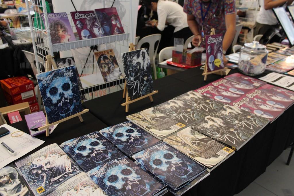 Meganon Comics.