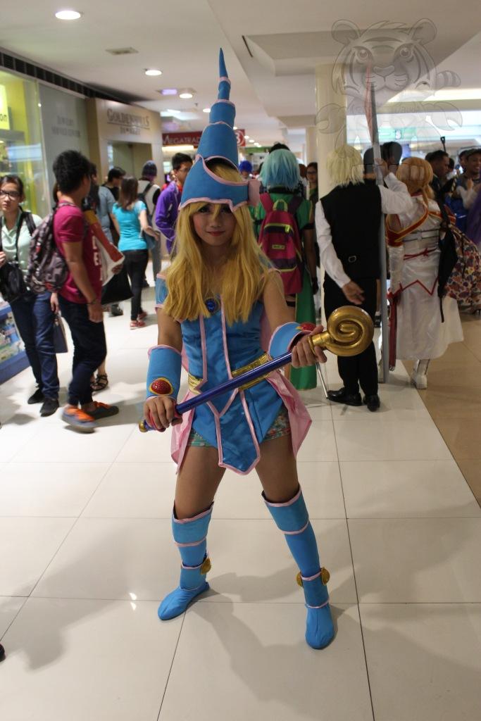 Dark Magician Girl of Yugi-oh