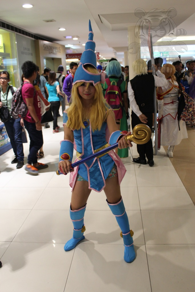 Dark Magician Girl of Yugi-oh