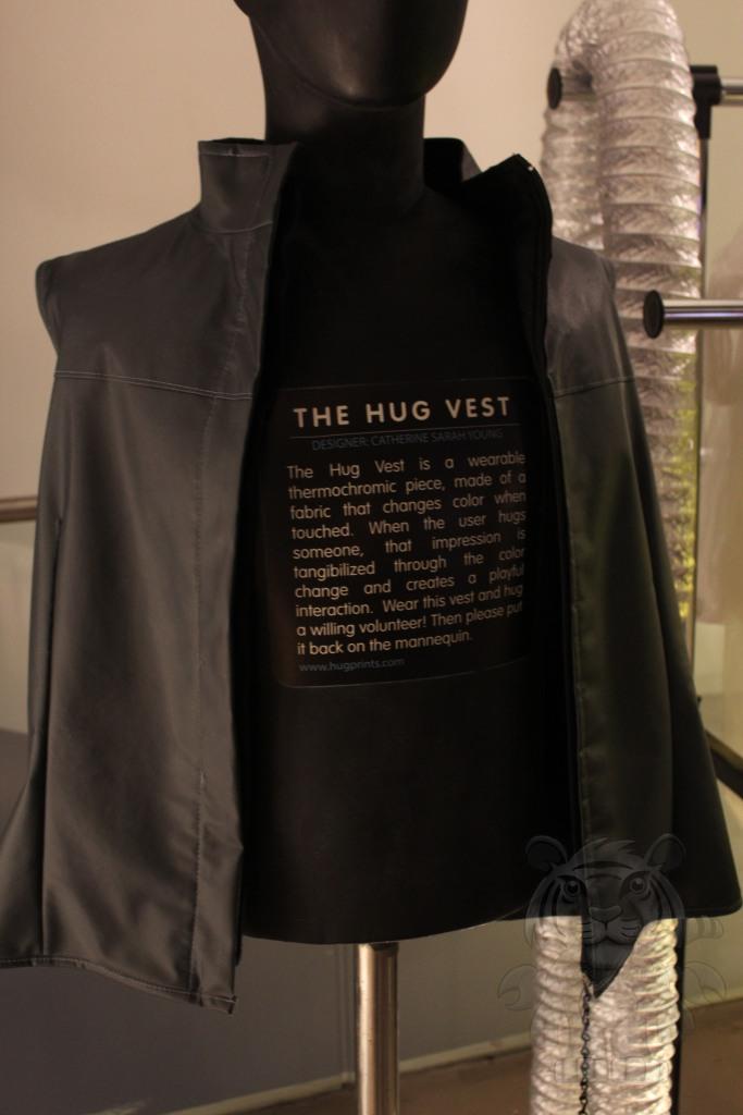 Wow! A hug vest!