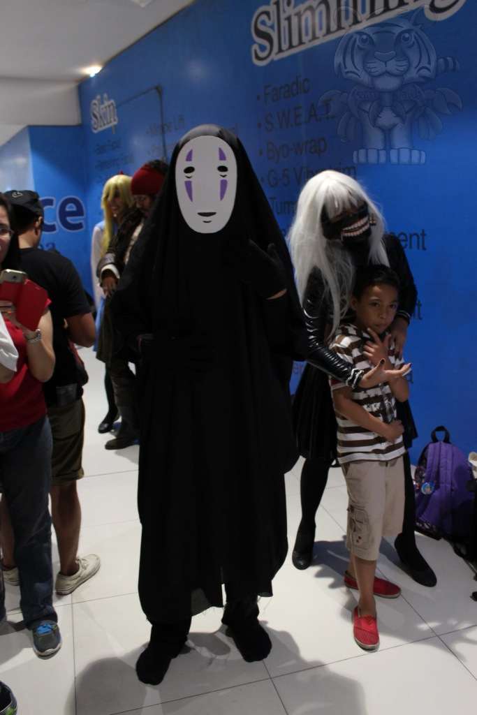 No-face of Spirited Away