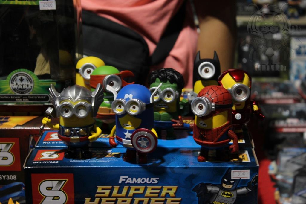 Avengers Minions assemble!