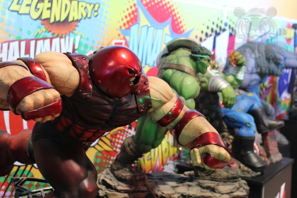 Juggernaut and World war Hulk.