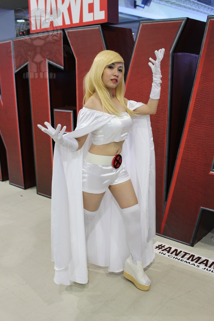 Emma Frost.