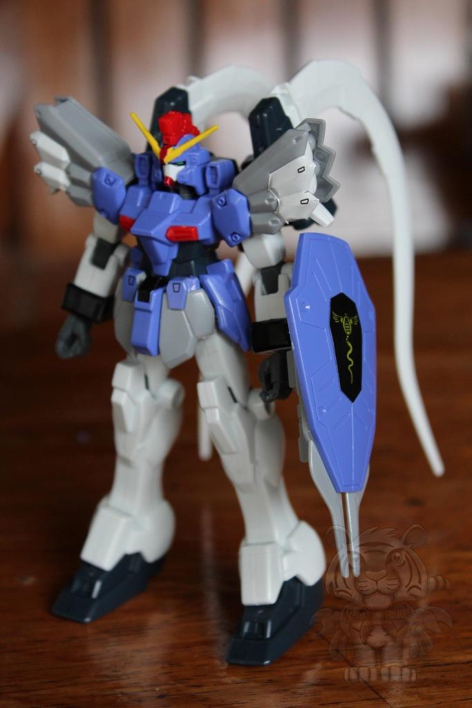 Gundam Sandrock.