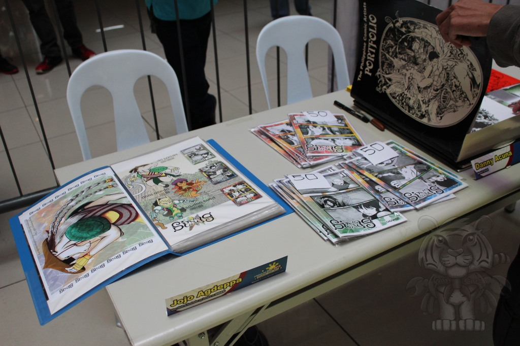 Ashfrost Productions (my table)